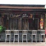 Outdoor Dining and Tiki Bar