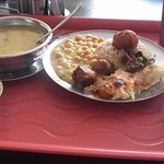 Foto de Restaurante Vegetariano Govinda's