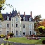 Arrivée au Château de Fontenay