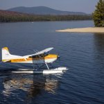 Private Seaplane trip to the beach