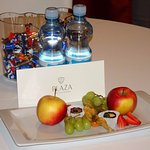 Welcome pack for Executive Suite #353