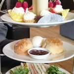 Afternoon tea - absolutely delicious!