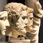 Heads at National Roman Museum