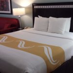 Nice clean bed!