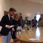 chateau tour and tasting