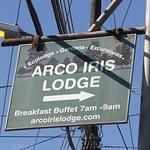 Arco Iris Lodge, Santa Elena