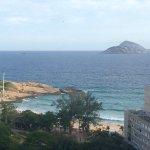 Foto de Atlântico Copacabana Hotel