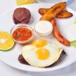 Desayuno a Caballo