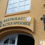 Restaurant im alten Speicher Foto
