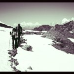 lauribina pass about 4600meter altitude, was the best view ever i have seen in my life.