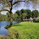 Tinhay Lake for fishing