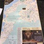 Free map