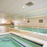 Indoor Swimming Pool and Hot Tub/Spa