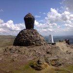 Beacon on top of Dumyat