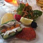 Très bon repas entre amis dimanche passé