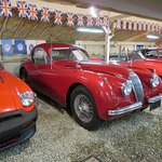 Foto de Toad Hall Classic Sports Car Museum
