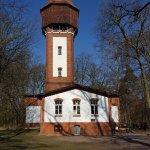Wasserturm im Eichenpark