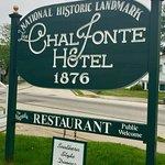 The Chalfonte Foto