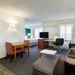 One Bedroom Suite Room View