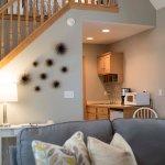Lofty Cottage Living Area
