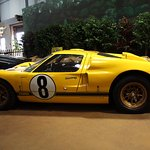 1966 Ford GT40 Mk II, raced at Le Mans in 1966