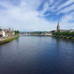 Beautiful location - Premier Inn on the River Ness