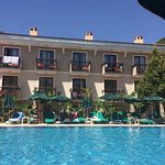 Photo de Perdikia Beach Hotel