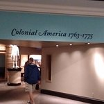 Entrance to American Revolution Museum
