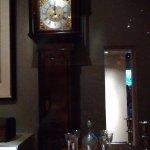 A beautiful grandfather clock