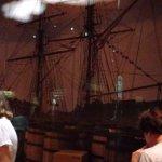 Ship in Revolutionary War Period