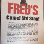 Photo de Fred's