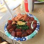 Poke Bowl!! Delicious!!