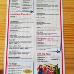 Check out our menu.