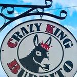 CRAZY KING Burrito