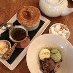 Lebanese desserts at Ilili!