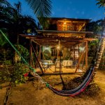 Our caribbean nightlife at Hotel Tierra Verde