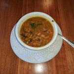 Blackeyed Pea and Ham Soup