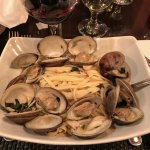 Linguini Alle Vongole at Ceci!
