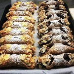 Home Made Italian Cannoli