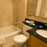 Marble Bathroom - Adria Hotel & Conference Center