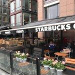 Foto de Starbucks Oslo City