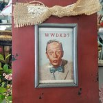 What would Don Knotts do? Nip it. Nip it in the bud.