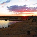 Sunset at Masuma