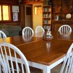 Common Area - Breakfast Table