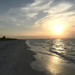 Sunrise on Sanibel Island
