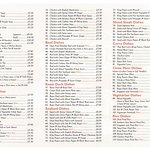 Takeaway Menu (Version 5)