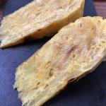 Tortillia: Grosse Portion aber nur lauwarm