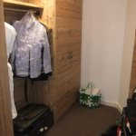 Separate entrance with more storage space
