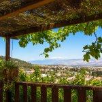 Breathtaking view of mont. Hermon