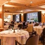 Salle du restaurant La Piste Noire